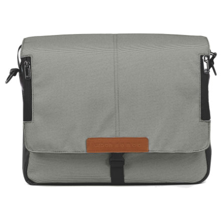 Mutsy IGO Wickeltasche Reflect White & Black
