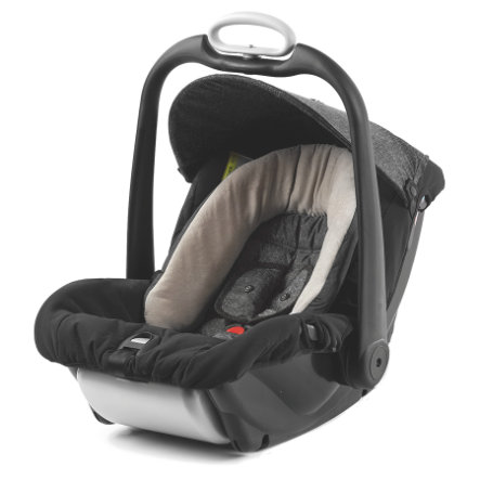 Mutsy IGO Safe2Go Reflect White & Black