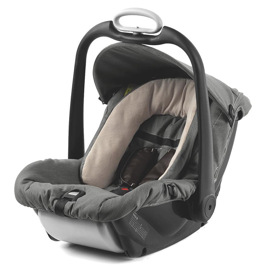 mutsy Autostoel/Reiswieg EVO Safe2Go Industrial Stone