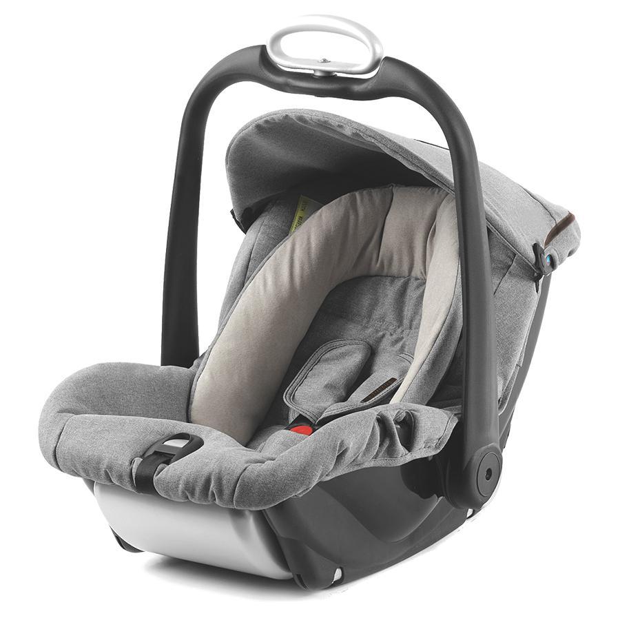 Mutsy Autostoel/Reiswieg EVO Safe2Go Farmer Mist