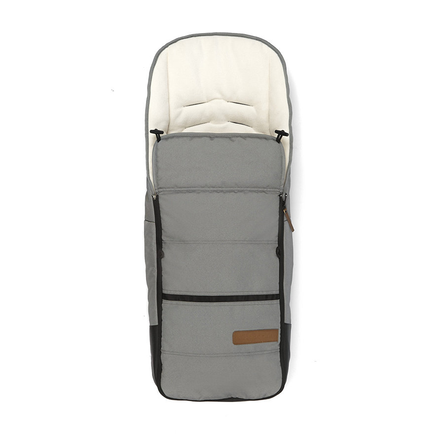 Mutsy EVO Fußsack Urban Nomad Light Grey