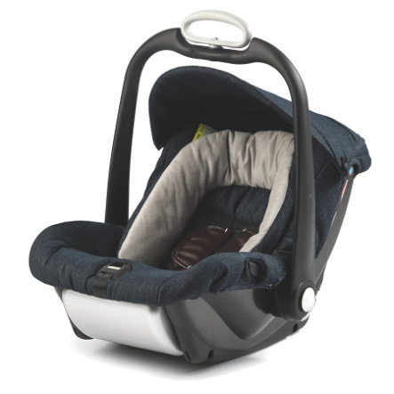 Mutsy EVO Babyschale Safe2Go Industrial Blue