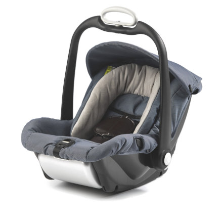 Mutsy EVO Babyschale Safe2Go Industrial Grey