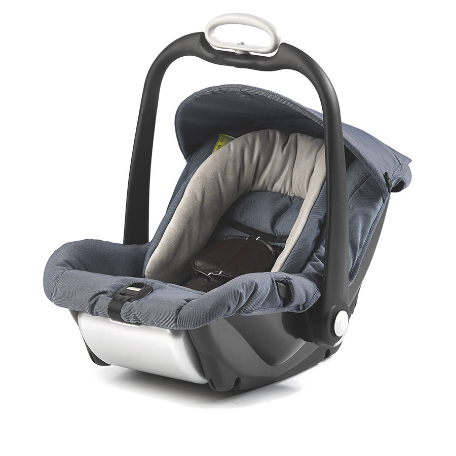 Mutsy EVO Baby Carry EVO Safe 2Go Industrial Grey