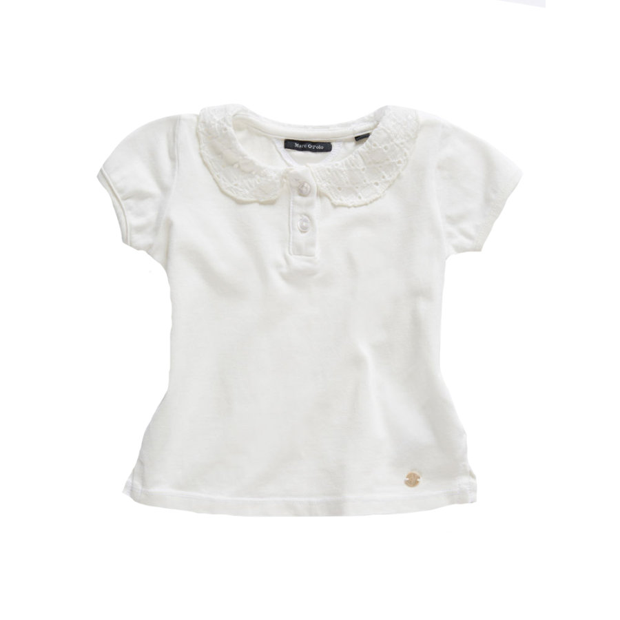 MARC O`POLO Girls T-Shirt cloud dancer