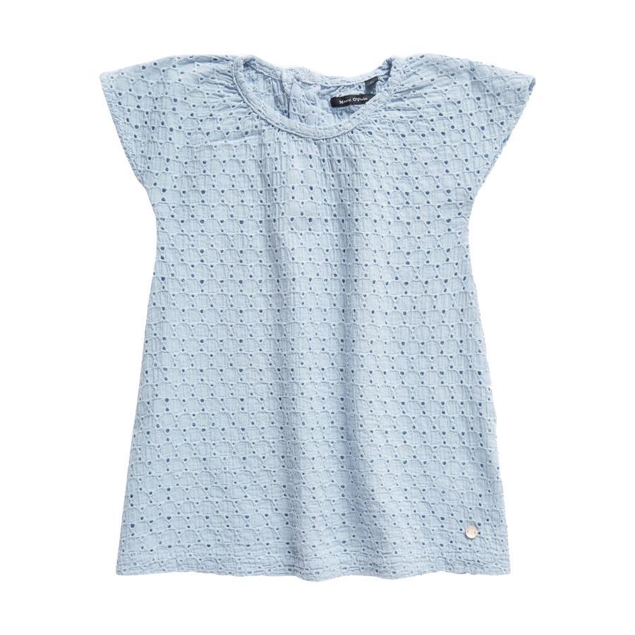 MARC O`POLO Girl s abito ashley blu cenere