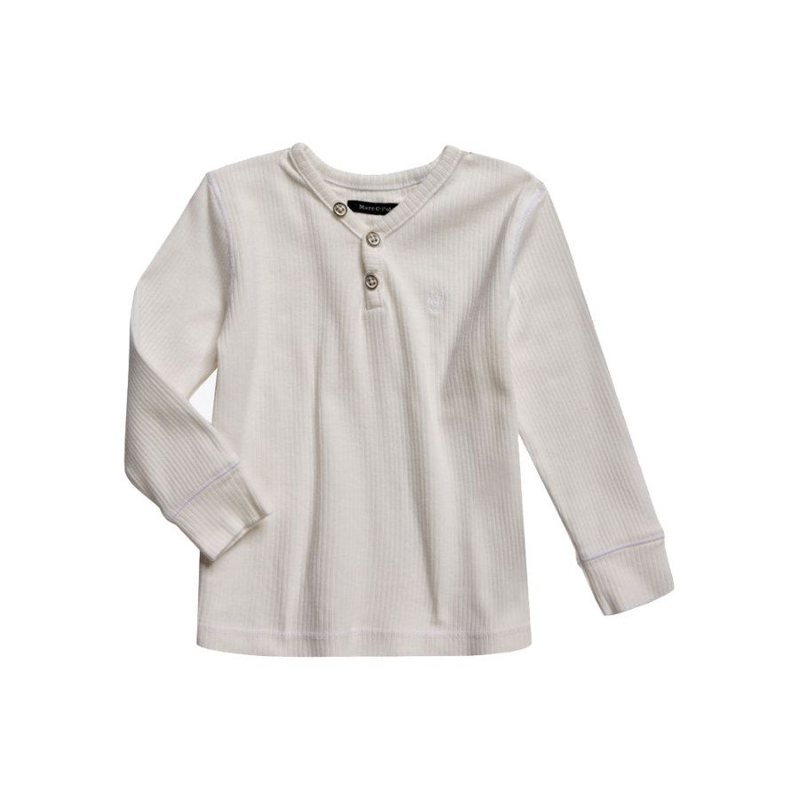 MARC O`POLO Boys Longsleeve cloud dancer