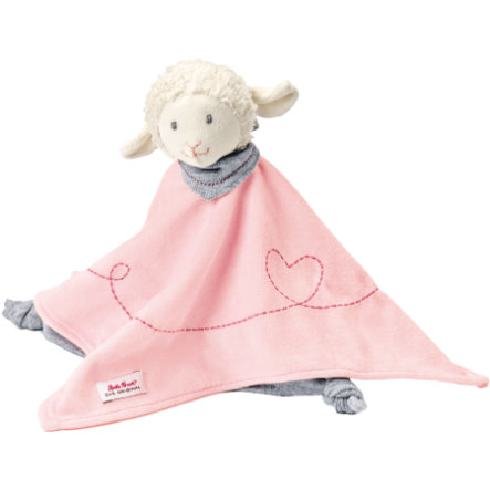 Käthe Kruse Panno coccolone agnello Mojo, rosa agnello