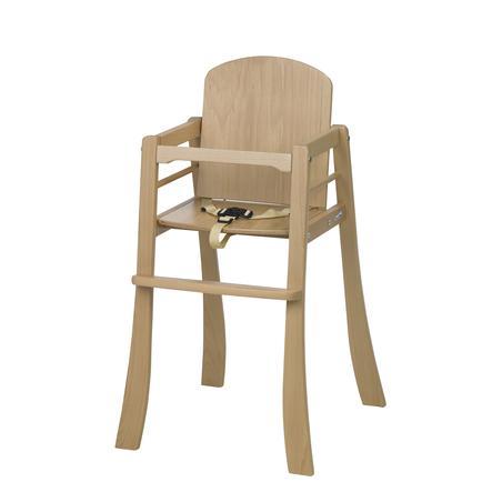 geuther Chaise haute enfant Mucki, bois naturel