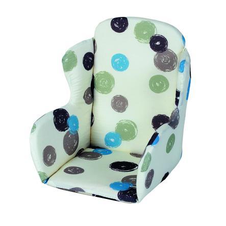 Geuther Polstrování do dětské židličky 4731 Universal 007 Puntíky