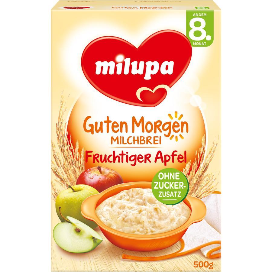 milupa Milchbrei Fruchtiger Apfel 500g
