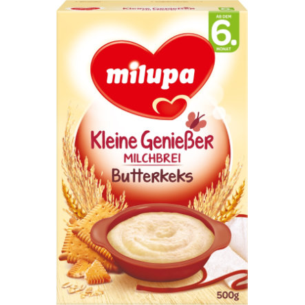 milupa Milchbrei Butterkeks 500 g