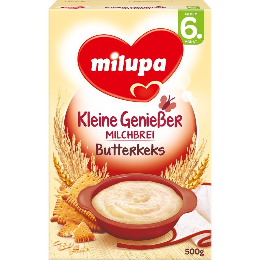 Milupa Milk Mash Butter Biscuit 500g