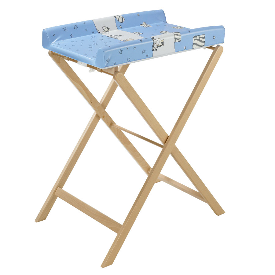 GEUTHER Changing Table Trixi - Natural - Changing Pad 097