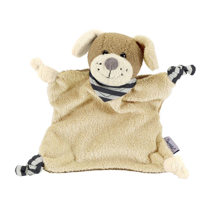 Sterntaler schmusetuch s hund hanno babymarkt