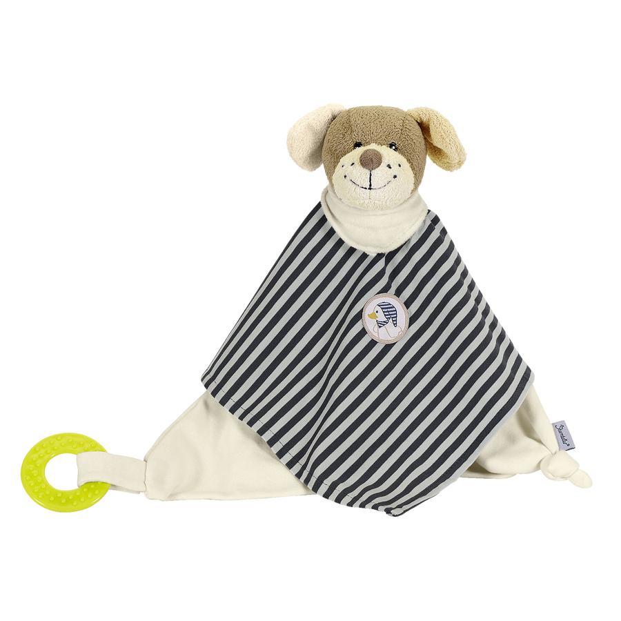 Sterntaler Kuscheltuch Hund Hanno