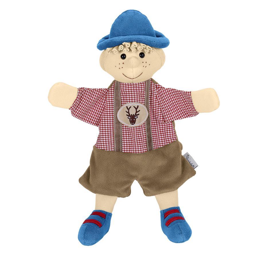 Sterntaler Marionette a mano Seppel