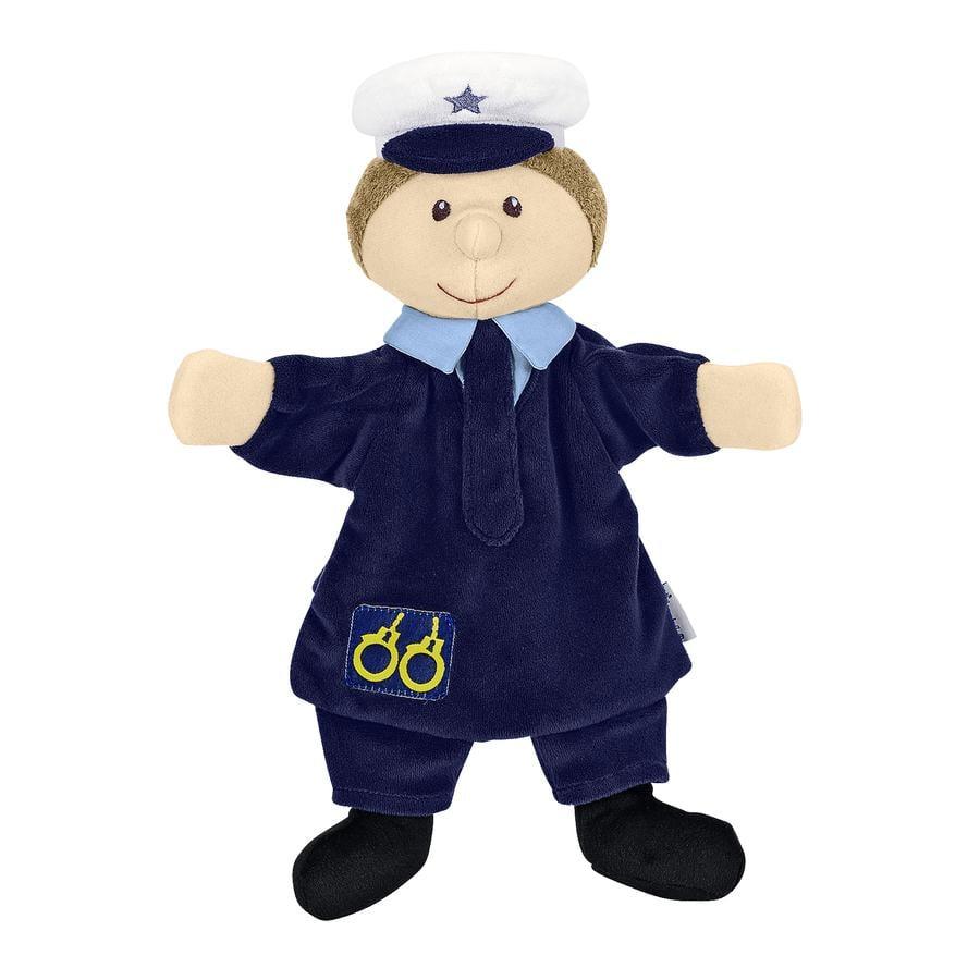 Sterntaler Marionnette Main Policier