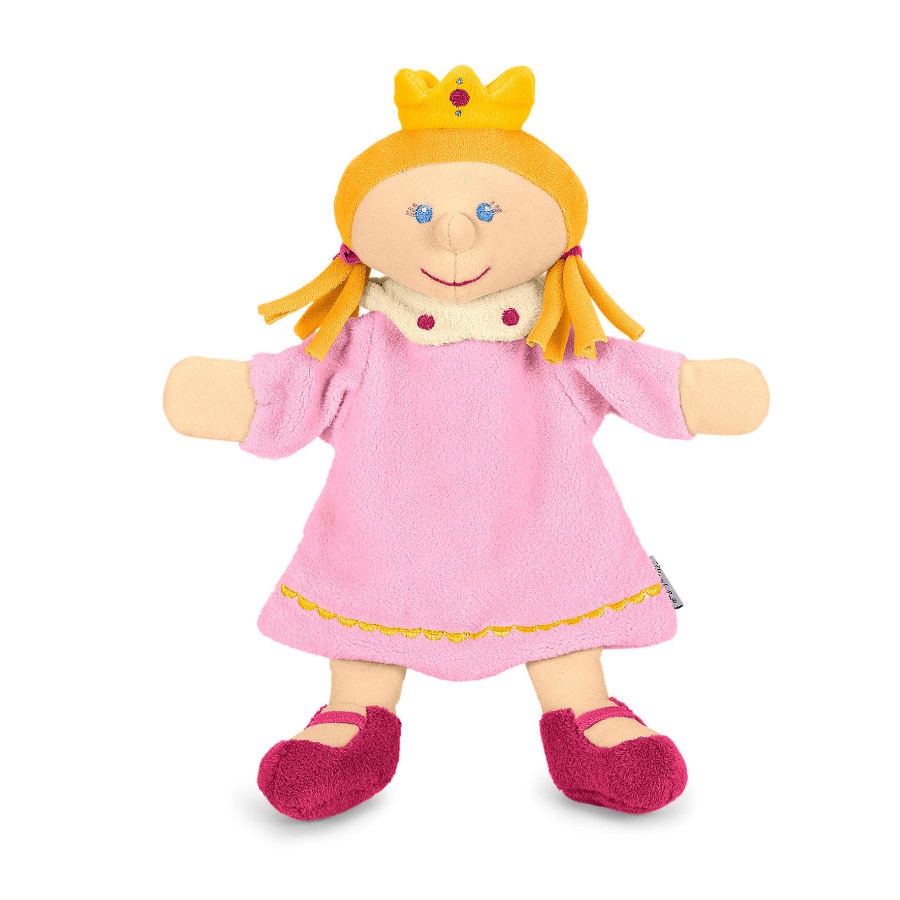 Sterntaler Princess hånddukke