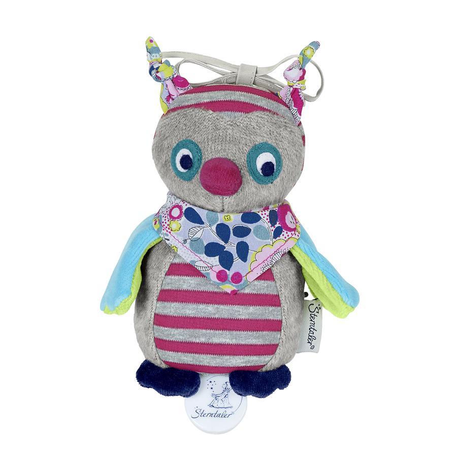 STERNTALER Hrací hračka S sova Emilie 6001621
