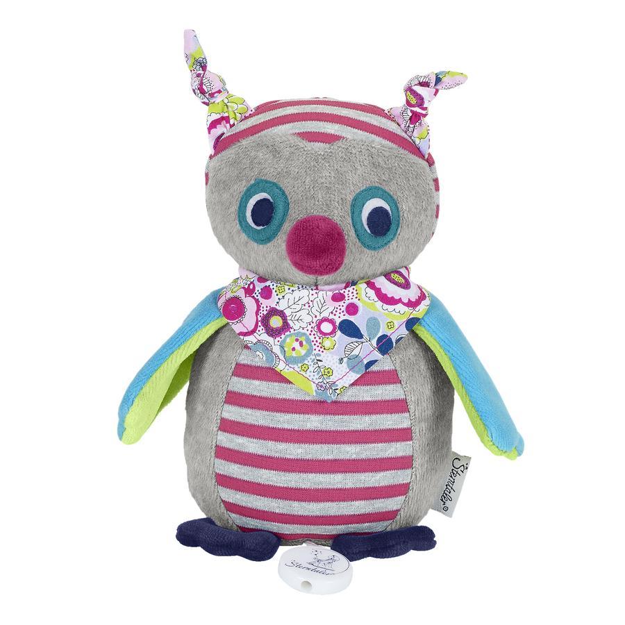 STERNTALER Hrací hračka M sova Emilie 6011621