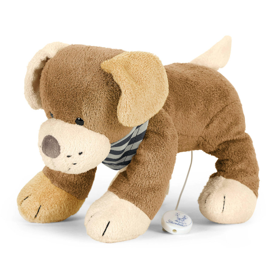 Sterntaler Spieluhr L Hund Hanno