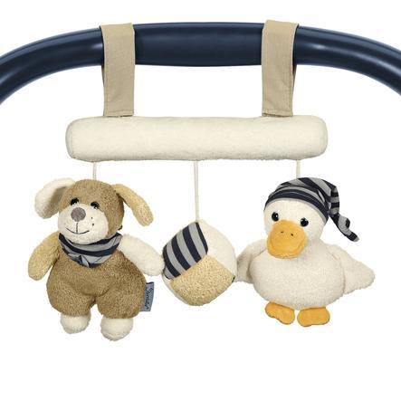 Sterntaler Spielzeug zum Aufhängen Hund Hanno 6601619