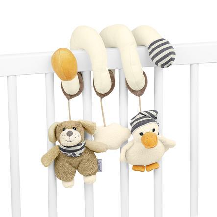 Sterntaler Spielzeugspirale Hund Hanno 6611619