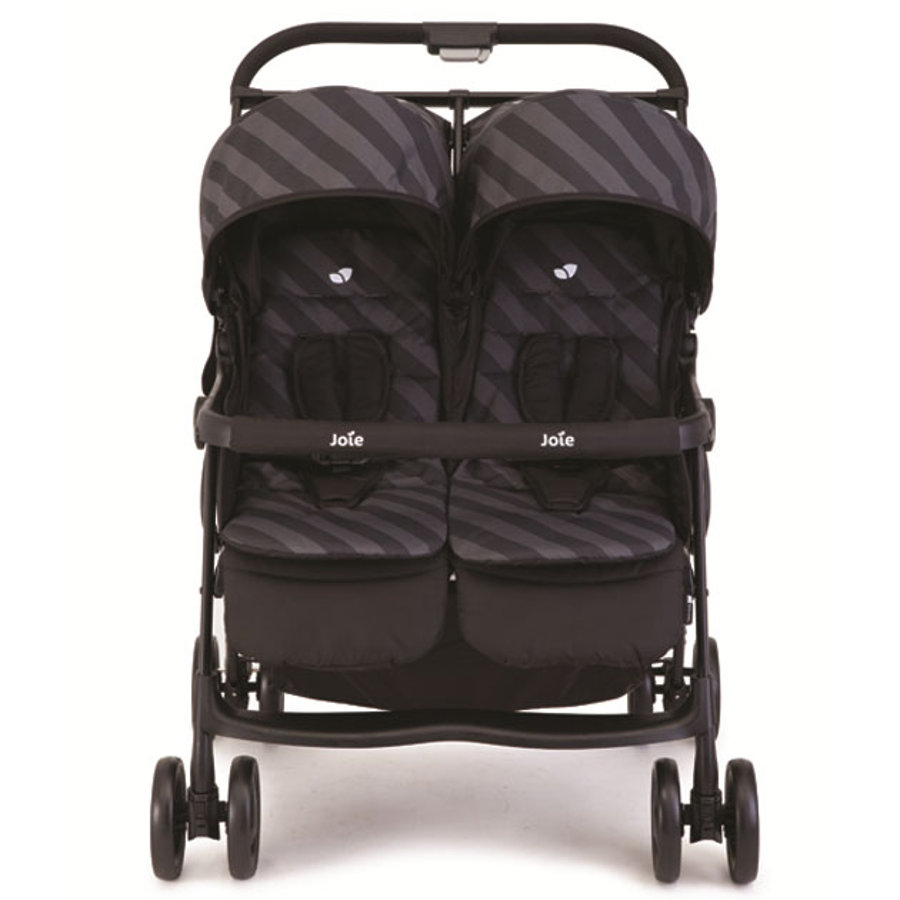 Joie Zwillingsbuggy AireTwin Liquorice