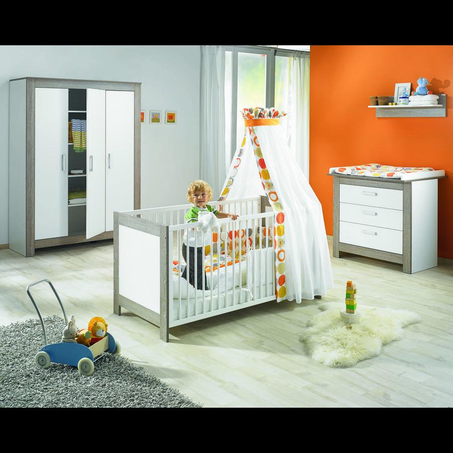 Geuther Kinderzimmer Marlene 3-türig wenge