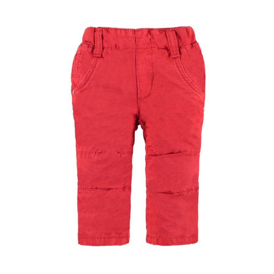 KANZ Boys Pantalón rojo chino