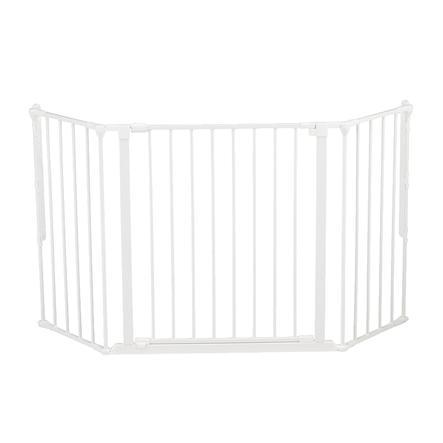 Baby Dan Bramka zabezpieczająca ConfigureGate Flex M, kolor biały