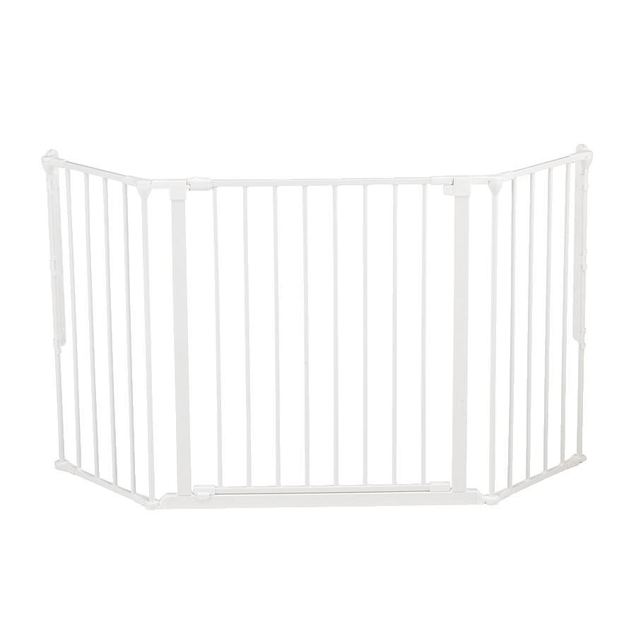 Baby Dan Configure Puerta seguridad Flex M blanca