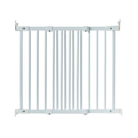 Baby Dan® Flexi Fit Trä Säkerhetsgrind, vit