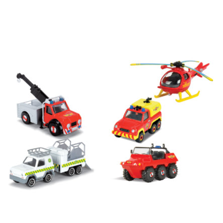 DICKIE Toys Feuerwehrmann Sam - 3er Pack