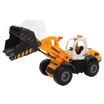 DICKIE Toys Road Loader