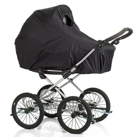 Baby Dan Pláštěnka na kočárek černá