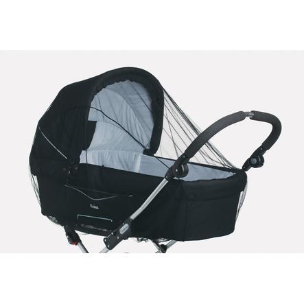 Baby Dan Moskitonetz für Kinderwagen schwarz