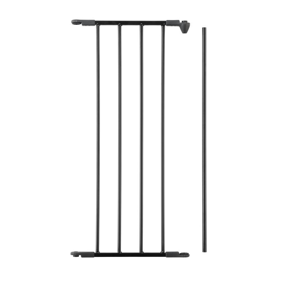 BABY DAN Extension pour Flex M/L/XL/Park-A-Kid, 71 x 33 cm, noir