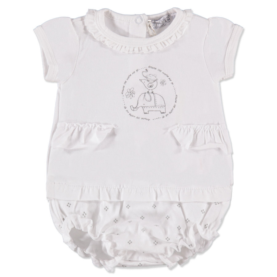 DIRKJE Girls Spieler white/grey