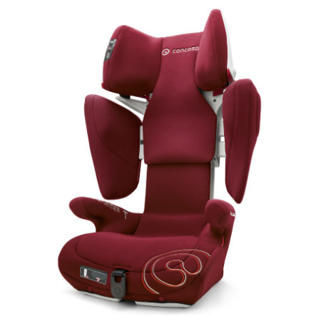 CONCORD Autostoel Transformer T Pro Bordeaux Red