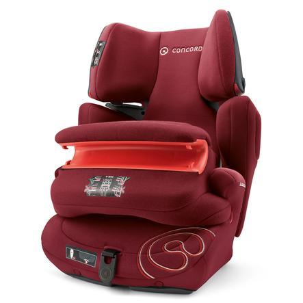 CONCORD Autostoel Transformer Pro Bordeaux Red