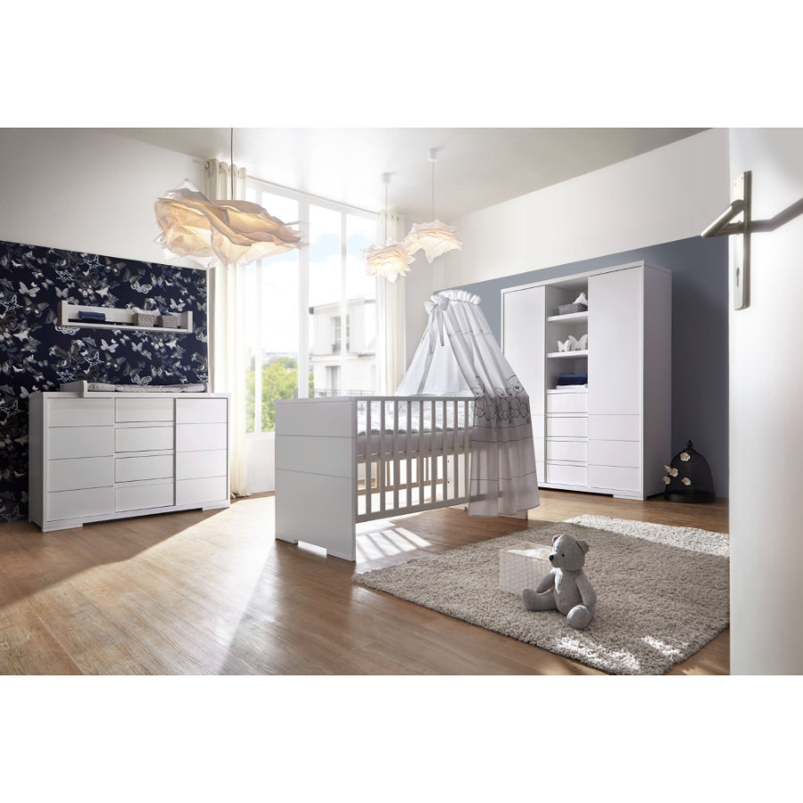 Schardt Kinderzimmer Maxx White 2-türig - babymarkt.de | {Schardt kinderzimmer 22}