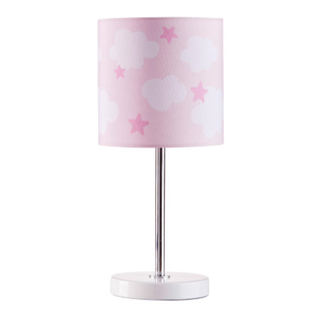 Kids Concept® Tischlampe Abbey rosa