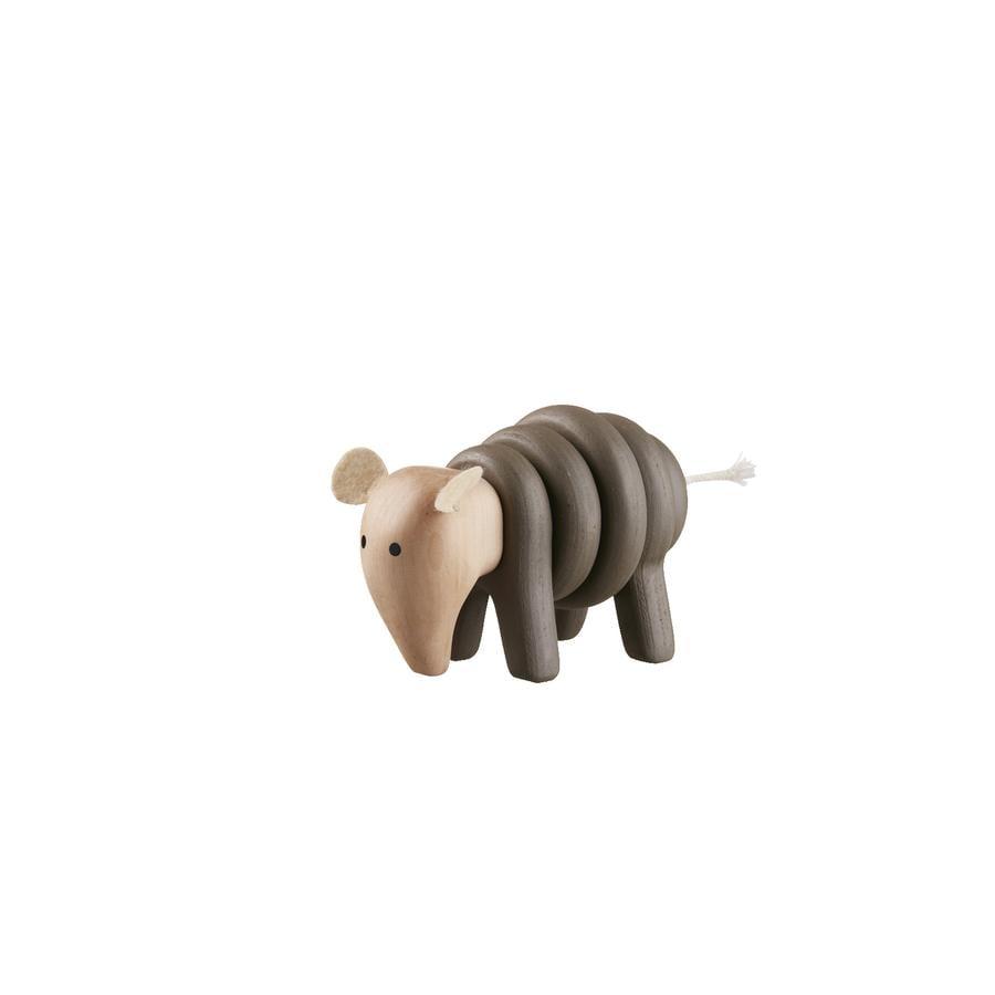 KIDS CONCEPT Mammut Neo Twist componibile, legno naturale