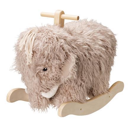 Kids Concept® Animal à bascule mammouth Neo, bois