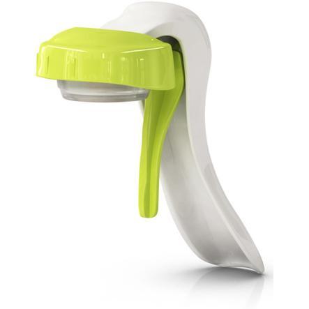 ARDO Tire-lait manuel individuel Amaryll blanc/vert