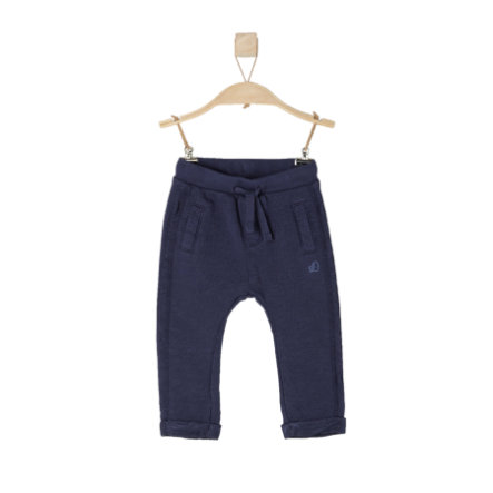 s.OLIVER Boys Sweathose dark blue