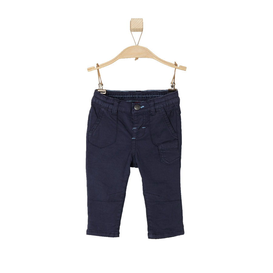 s.OLIVER Boys Hose dark blue slim