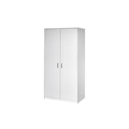 SCHARDT Armoire 2 portes CLASSIC WHITE